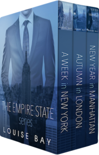 The Empire State Series Box set cover in 3D