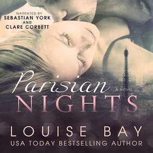 Parisian Nights audiobook by Louise Bay