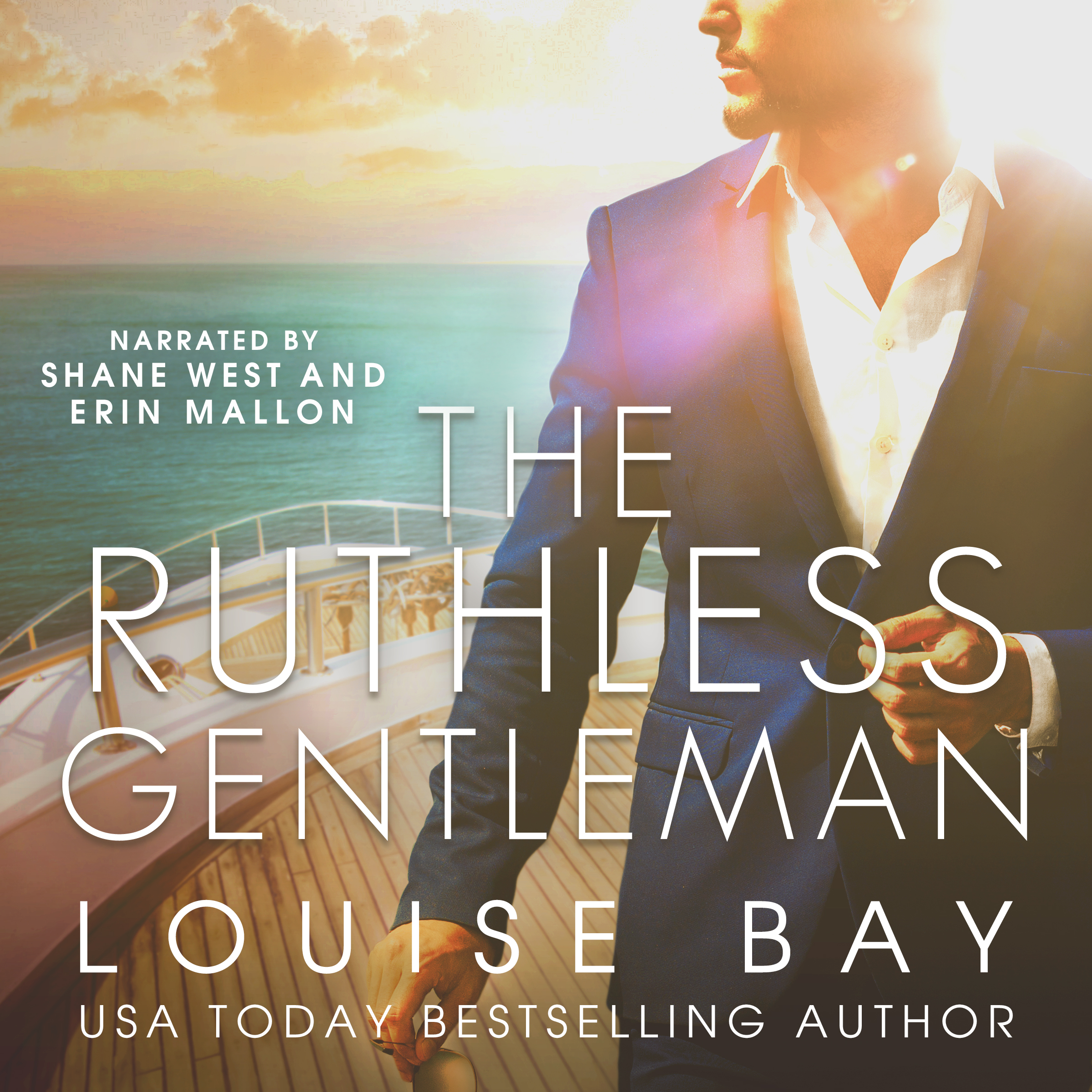 The Ruthless Gentleman audiobook by Louise Bay